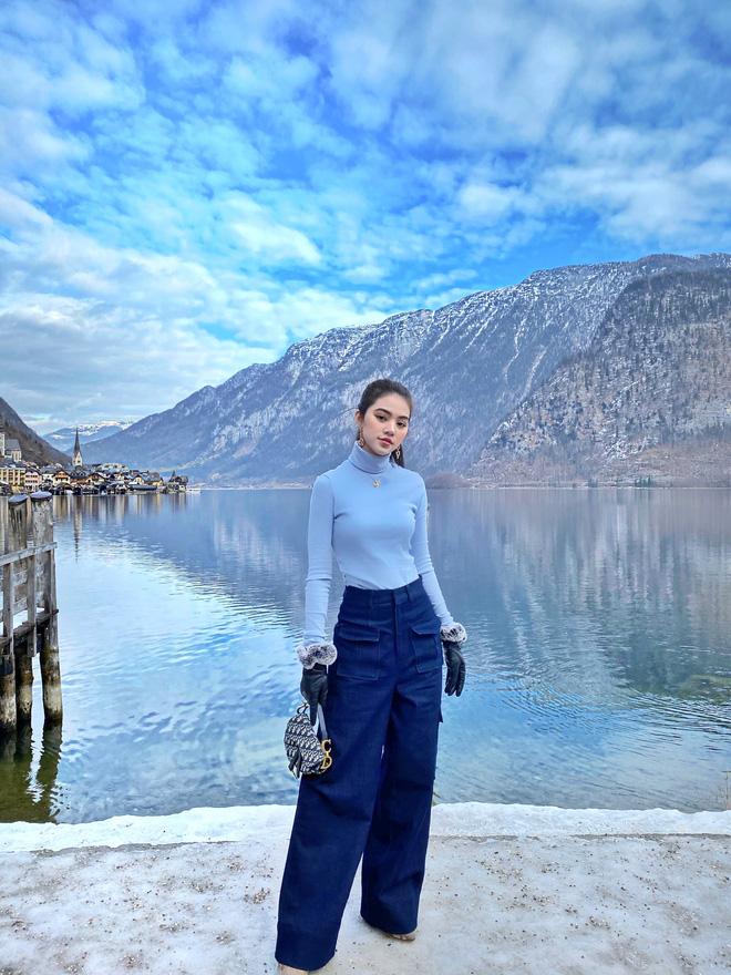 Xem hai mẹ con rich kid Jolie Nguyễn đi du lịch mà ai cũng phải ghen tị: đi vòng quanh châu Âu tận 5 nước, lên hình lung linh cả mẹ lẫn con - ảnh 5