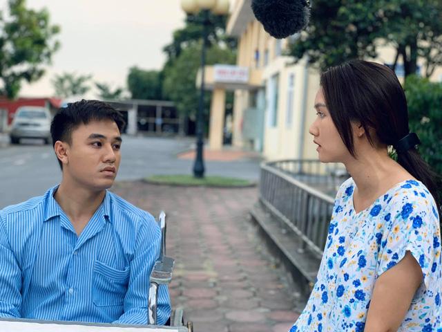 """Diễn viên Quang Trọng nói gì về """"chuyện tình éo le"""" trong """"Cô gái nhà người ta""""? - Ảnh 1."""