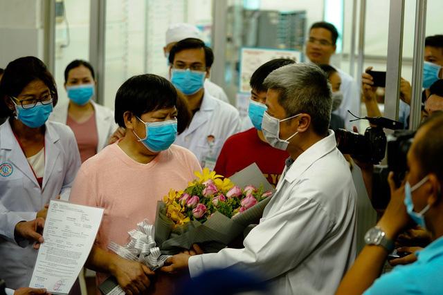 """Bệnh nhân corona Trung Quốc: """"Tôi may mắn khi phát hiện bệnh ở Việt Nam"""" - Ảnh 1."""