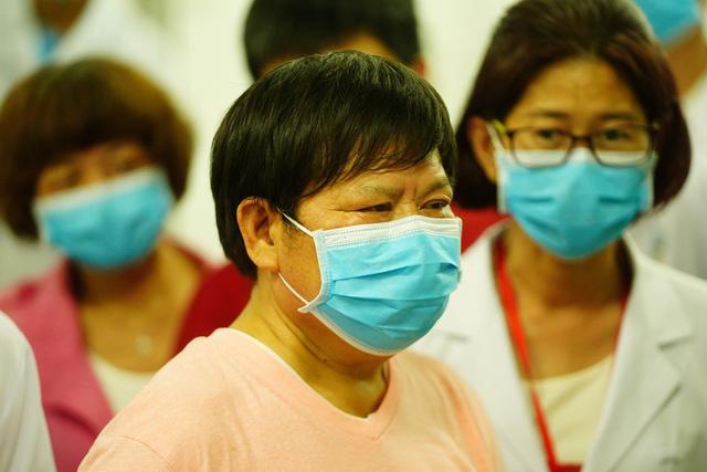 """Bệnh nhân corona Trung Quốc: """"Tôi may mắn khi phát hiện bệnh ở Việt Nam"""" - Ảnh 2."""
