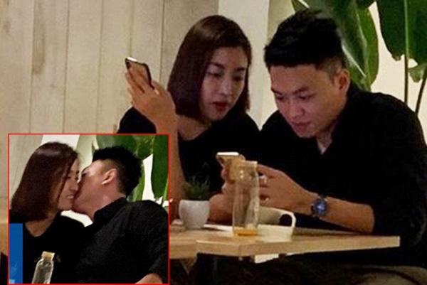 Giữ im lặng chuyện hẹn hò thiếu gia Bảo Hưng lâu nay, Đỗ Mỹ Linh bất ngờ chia sẻ về tình yêu của mình - Ảnh 2.