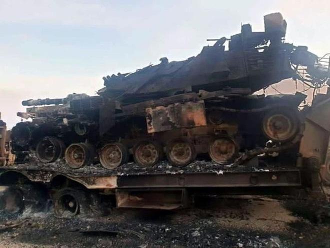 """Nga-Thổ liên tục ra đòn """"dưới thắt lưng"""" ở Idlib: Nước cờ hiểm chia lại miếng bánh Syria? - Ảnh 5."""
