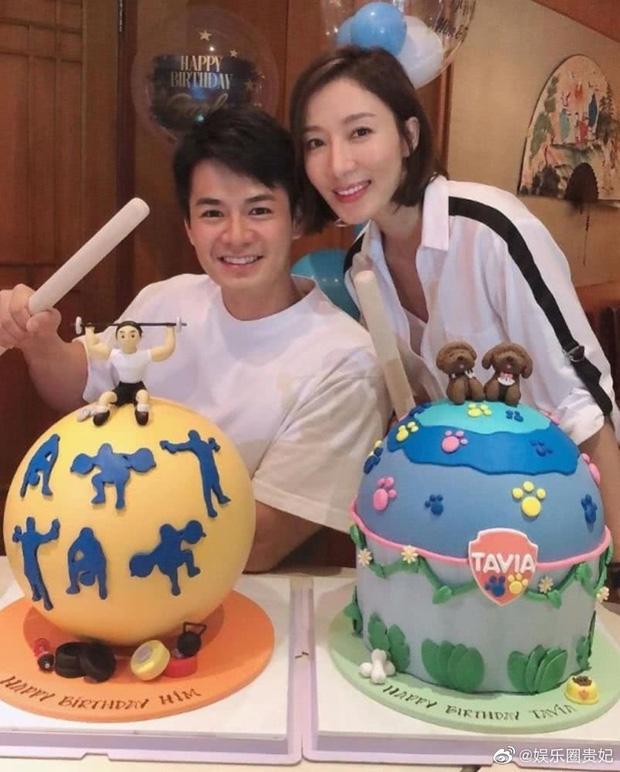 Ảnh hậu TVB Dương Di vỡ oà, khoe hạnh phúc lần đầu mang thai ở tuổi 40 cho chồng trẻ kém 5 tuổi - Ảnh 2.