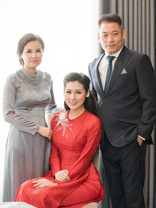 4 ông bố nổi tiếng phong độ của sao Việt đẹp trai như nghệ sĩ khiến fan lần nào nhìn thấy cũng trầm trồ không thôi - Ảnh 4.
