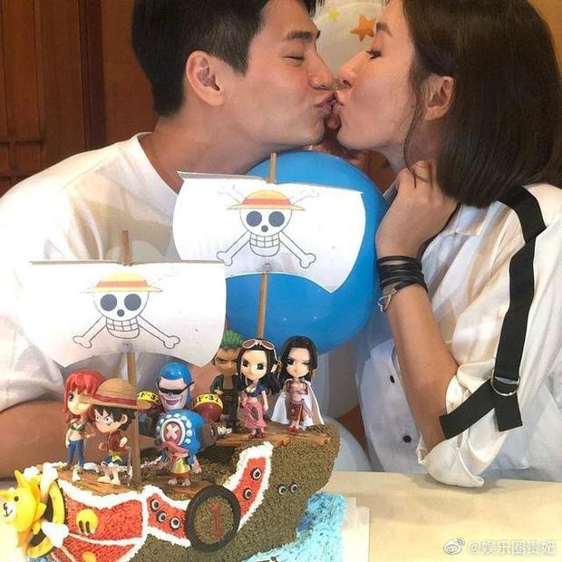 Ảnh hậu TVB Dương Di vỡ oà, khoe hạnh phúc lần đầu mang thai ở tuổi 40 cho chồng trẻ kém 5 tuổi - Ảnh 3.