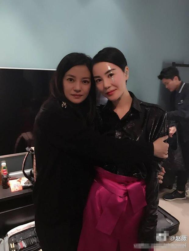 Trương Bá Chi oán hận Triệu Vy vì khiến cuộc hôn nhân của cô và Tạ Đình Phong tan vỡ? - Ảnh 4.