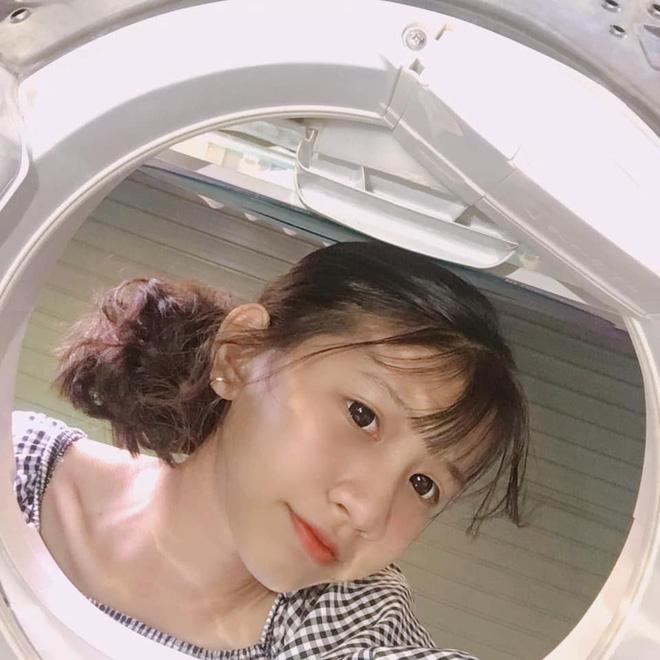 Đưa mặt vào máy giặt - trend chụp hình mới của dân mạng: Tưởng ngớ ngẩn mà lại xịn sò ra trò - Ảnh 5.