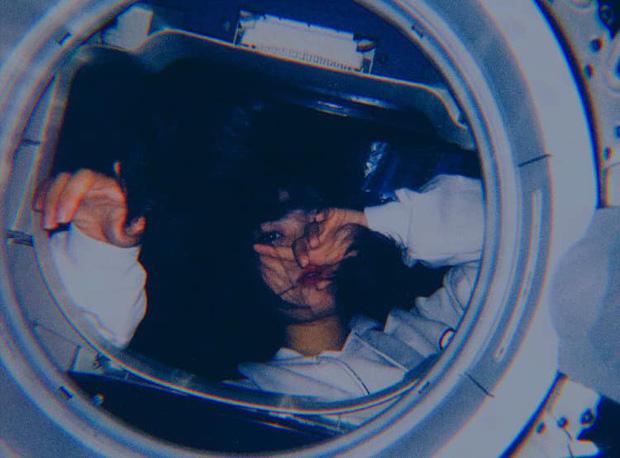 Đưa mặt vào máy giặt - trend chụp hình mới của dân mạng: Tưởng ngớ ngẩn mà lại xịn sò ra trò - Ảnh 9.