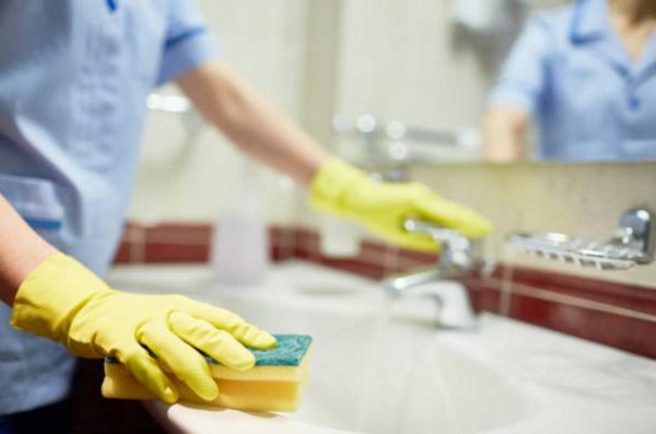 6 mẹo làm sạch và làm thơm phòng tắm trong vòng 1 nốt nhạc - Ảnh 1.