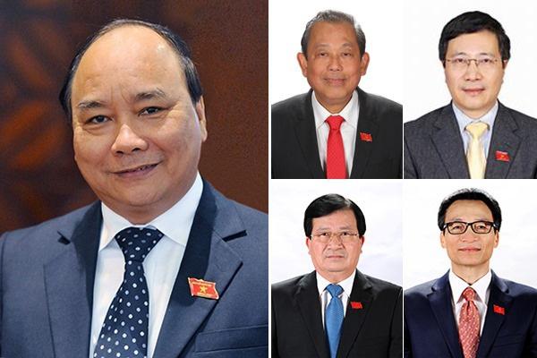 Thủ tướng, các Phó Thủ tướng đảm nhận thêm nhiệm vụ của ông Vương Đình Huệ - Ảnh 1.