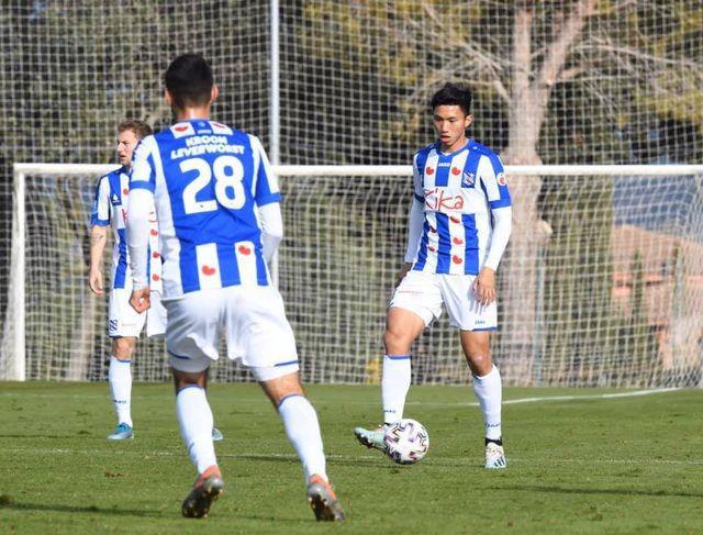 Mỗi phút Đoàn Văn Hậu thi đấu cho SC Heerenveen đáng giá hơn 1 tỷ đồng - Ảnh 1.