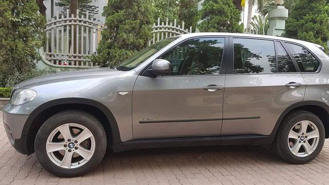 Bán BMW X5 độc nhất Hà Nội lỗ 3,5 tỷ đồng, chủ xe 'dặn' người mua: 'Không yêu đừng nói lời cay đắng' - Ảnh 2.