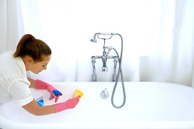 6 mẹo làm sạch và làm thơm phòng tắm trong vòng 1 nốt nhạc - Ảnh 3.