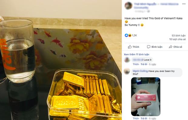 """Có một loại socola rất quen thuộc ở Việt Nam nhưng lại khiến người nước ngoài """"lú lẫn"""" từ Tết cho đến Valentine - Ảnh 4."""