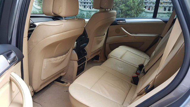 Bán BMW X5 độc nhất Hà Nội lỗ 3,5 tỷ đồng, chủ xe 'dặn' người mua: 'Không yêu đừng nói lời cay đắng' - Ảnh 4.
