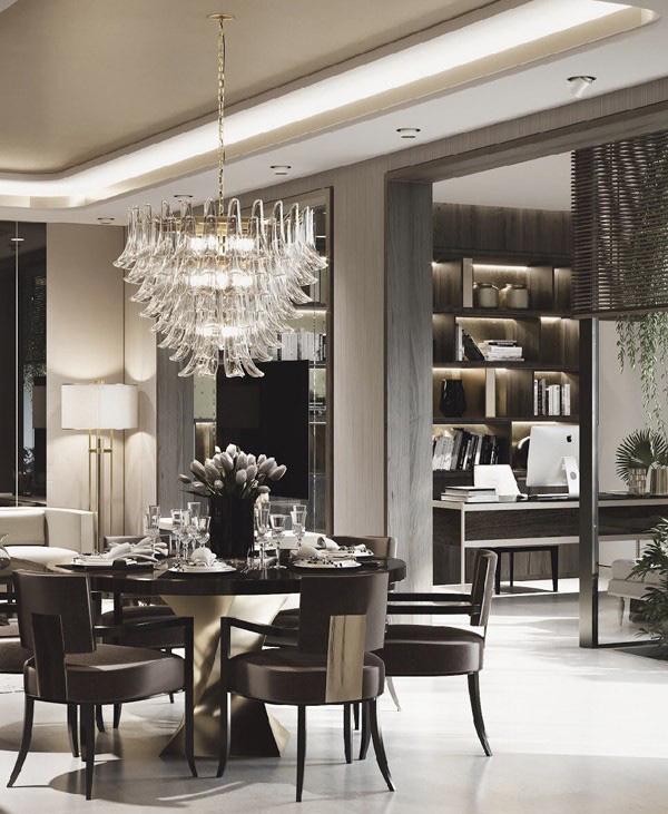 Sau khi sở hữu căn nhà 5 triệu đô, Huyền Baby khoe biệt thự mới hoành tráng như cung điện - Ảnh 9.