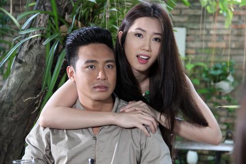 Kha Ly: Chồng tôi chưa bao giờ hôn tôi như hôn Thúy Ngân - Ảnh 3.