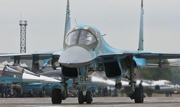 Su-34 thẳng tay hủy diệt: Thổ Nhĩ Kỳ đùa giỡn Gấu Nga ở Syria, coi chừng xanh mặt - Ảnh 3.