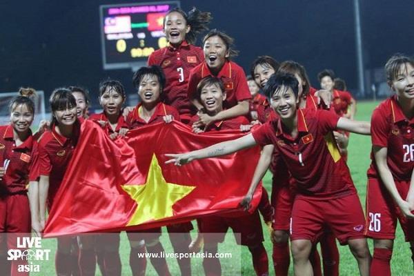 Báo châu Á: Đẳng cấp và ý chí của tuyển nữ Việt Nam khác biệt Thái Lan - Ảnh 2.