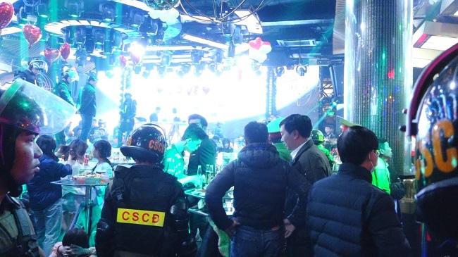 Gần 100 thanh niên phê ma tuý trong quán bar lớn nhất Đà Lạt - Ảnh 3.