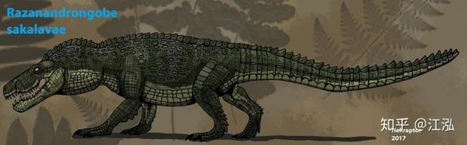 Cá sấu cổ đại: Cỗ máy hủy diệt còn đáng sợ hơn cả khủng long - Ảnh 6.