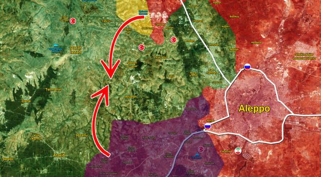 Điều lo sợ nhất của phiến quân Syria sắp xảy ra: QĐ Thổ Nhĩ Kỳ vô phương cứu giúp? - Ảnh 1.