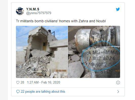 Nga dùng bom thay lời cảnh báo: Phe Thổ Nhĩ Kỳ nếm đòn đủ - Ảnh 1.