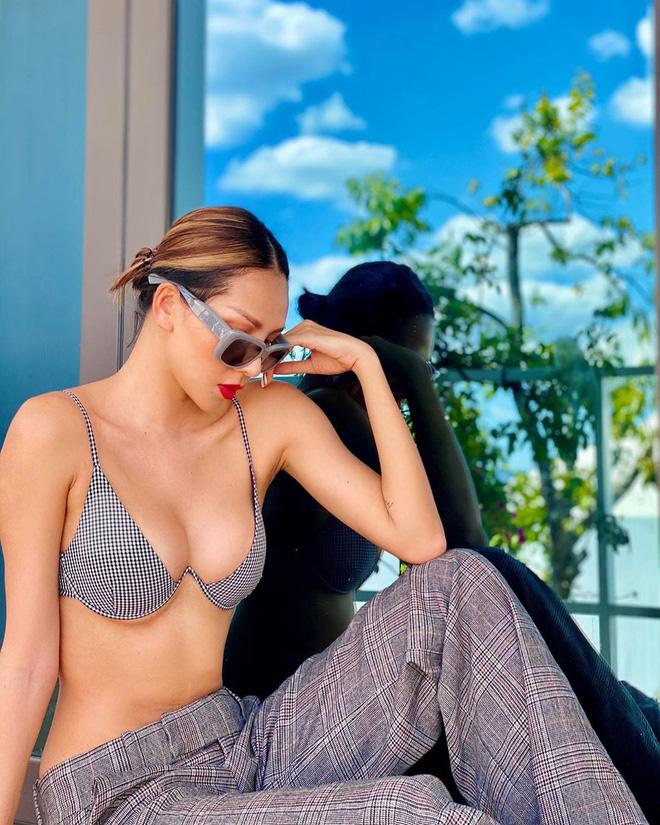 Kỳ Duyên cùng người yêu tin đồn khoe ảnh bikini nóng bỏng khi đi du lịch chung - Ảnh 4.