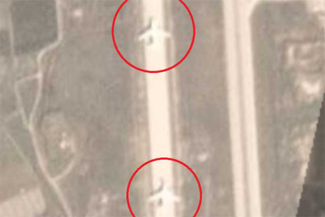 Rocket nã vào ĐSQ Mỹ tại Iraq, còi báo động vang lên khắp Baghdad - Định lừa S-300, tiêm kích Israel bất ngờ bị Su-35 chặn đứng - Ảnh 1.