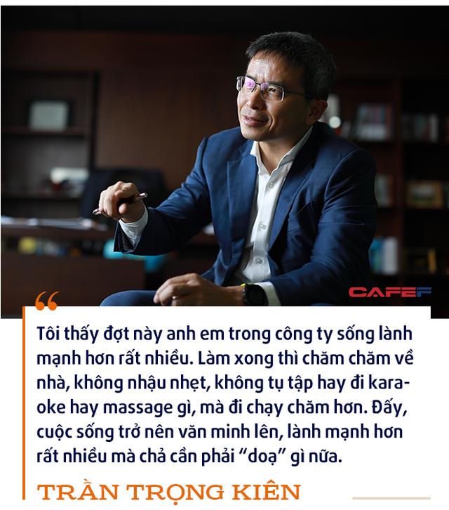 Chủ tịch Hội đồng tư vấn Du lịch Trần Trọng Kiên: Dịch Covid-19 đồng thời là cơ hội để tái cấu trúc thị trường du lịch! - Ảnh 2.