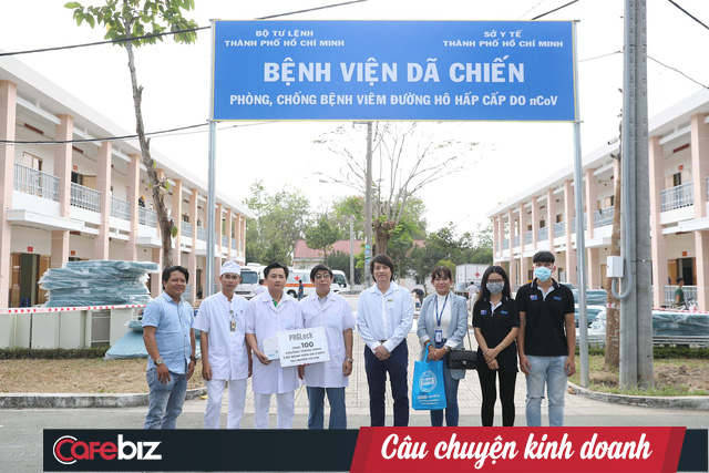 Các doanh nghiệp Việt marketing trong 'bão' Corona: Startup rau hữu cơ bán thêm gel rửa tay, ngân hàng mở gói vay mới ưu đãi cho ngành y tế, công ty khóa tặng chuông cửa thông minh cho bệnh viện - Ảnh 2.