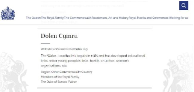 Hoàng gia Anh mắc sai lầm nghiêm trọng: Website chính thức của gia đình hoàng tộc dẫn liên kết nhầm đến trang khiêu dâm của Trung Quốc - Ảnh 2.