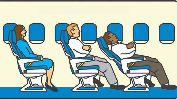 Nữ hành khách bị đấm liên tục vào lưng ghế trên máy bay, tiếp viên lại bênh vực kẻ ngồi sau và tranh cãi kịch liệt của cư dân mạng: Ai đúng, ai sai? - Ảnh 5.