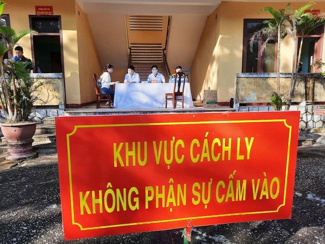 Một phụ nữ Quảng Ngãi yêu cầu hỗ trợ 250.000 đồng/ngày mới chịu cách ly phòng dịch Covid 19 - Ảnh 1.