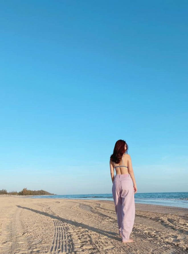 Phạm Quỳnh Anh mặc bikini, khoe vẻ gợi cảm ở tuổi 36 - Ảnh 5.