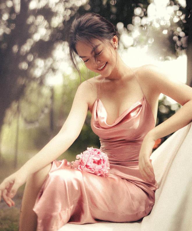Phạm Quỳnh Anh mặc bikini, khoe vẻ gợi cảm ở tuổi 36 - Ảnh 12.