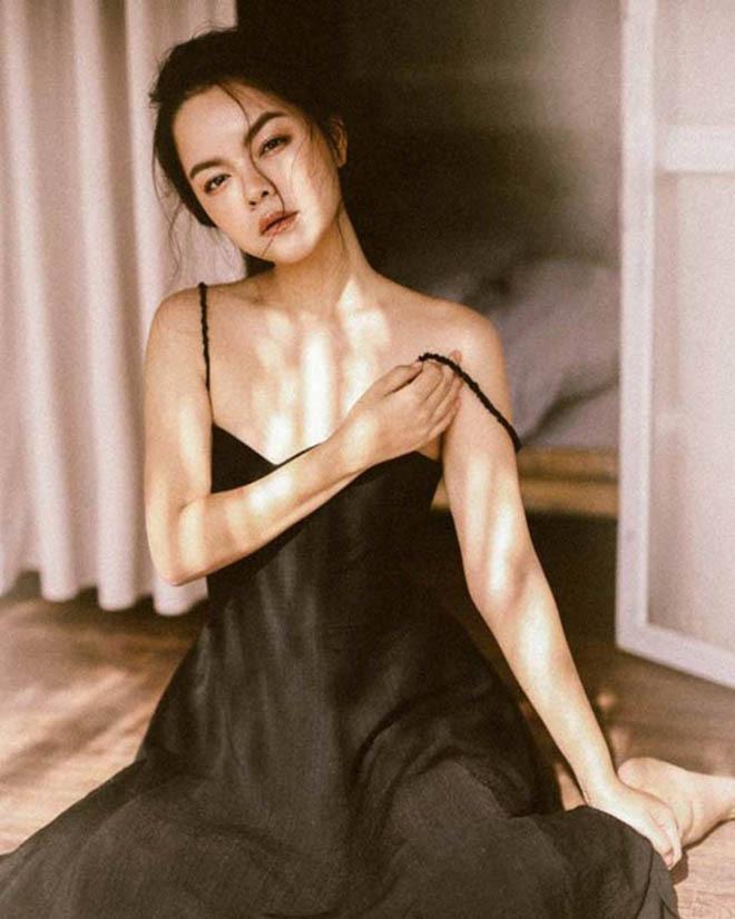 Phạm Quỳnh Anh mặc bikini, khoe vẻ gợi cảm ở tuổi 36 - Ảnh 11.