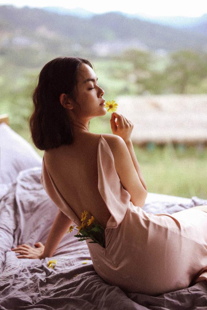 Phạm Quỳnh Anh mặc bikini, khoe vẻ gợi cảm ở tuổi 36 - Ảnh 9.