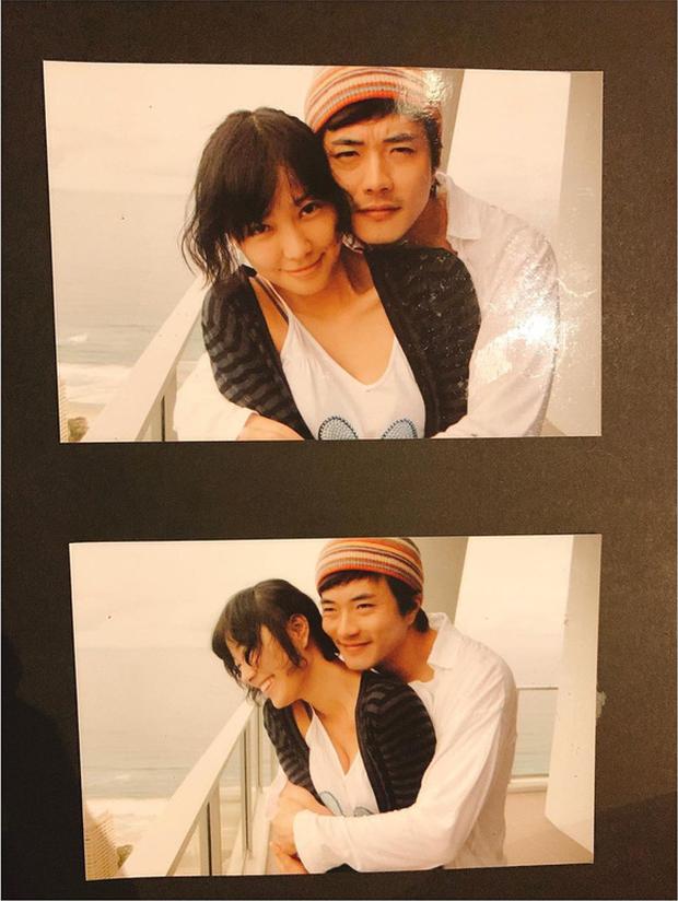 """Rò rỉ bức ảnh """"ngàn năm có một"""" thời mới hẹn hò của Kwon Sang Woo và vợ hoa hậu: Bảo sao đến giờ vẫn viên mãn! - ảnh 1"""
