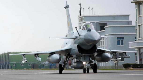 5 máy bay chiến đấu nguy hiểm nhất của Trung Quốc hiện nay - Ảnh 6.