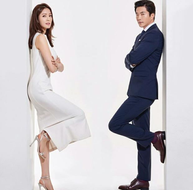 """Rò rỉ bức ảnh """"ngàn năm có một"""" thời mới hẹn hò của Kwon Sang Woo và vợ hoa hậu: Bảo sao đến giờ vẫn viên mãn! - ảnh 3"""