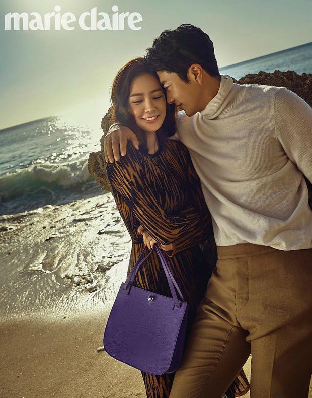 """Rò rỉ bức ảnh """"ngàn năm có một"""" thời mới hẹn hò của Kwon Sang Woo và vợ hoa hậu: Bảo sao đến giờ vẫn viên mãn! - ảnh 5"""