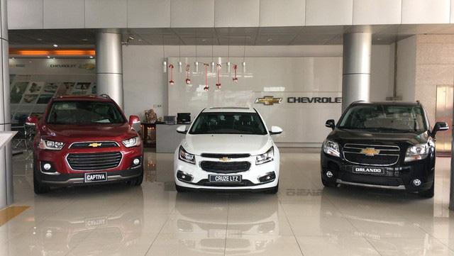 Chevrolet hết đường sống tại Việt Nam - Ảnh 5.
