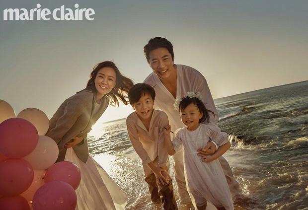 """Rò rỉ bức ảnh """"ngàn năm có một"""" thời mới hẹn hò của Kwon Sang Woo và vợ hoa hậu: Bảo sao đến giờ vẫn viên mãn! - ảnh 6"""