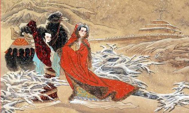 Tập tục khó hiểu của người Hung Nô: Cha chết, con lấy vợ của cha, anh em chết, lấy vợ của nhau và nguyên nhân đều vì tốt cho phụ nữ? - Ảnh 1.