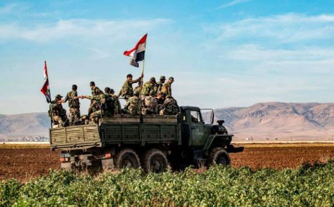 Mưu kế của Nga-Syria đã ở một đẳng cấp khác: Lừa đẹp Thổ,  Mỹ-NATO sửng sốt khâm phục! - Ảnh 5.