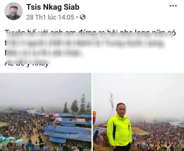 Lào Cai: Triệu tập thanh niên tung tin sai sự thật 3 người Trung Quốc chết ở lễ hội do nhiễm virus Corona - Ảnh 1.
