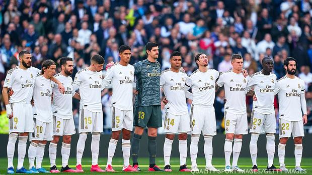 Đánh bại kình địch trong trận đại chiến thủ đô Tây Ban Nha, Real Madrid cho Barcelona hít khói trong cuộc đua vô địch - Ảnh 1.