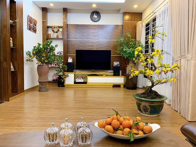 MC Hoàng Linh lần đầu hé lộ về không gian trong ngôi nhà mới tậu tiền tỷ, nhìn cách bày biện khiến nhiều người trầm trồ - Ảnh 2.