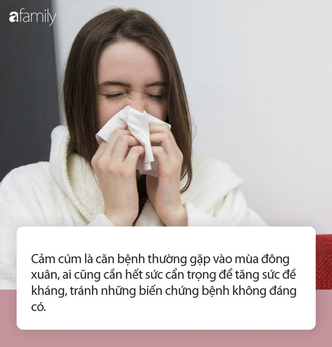Chuyên gia y tế mách nước bài thuốc dân gian chữa cảm cúm - Ảnh 1.